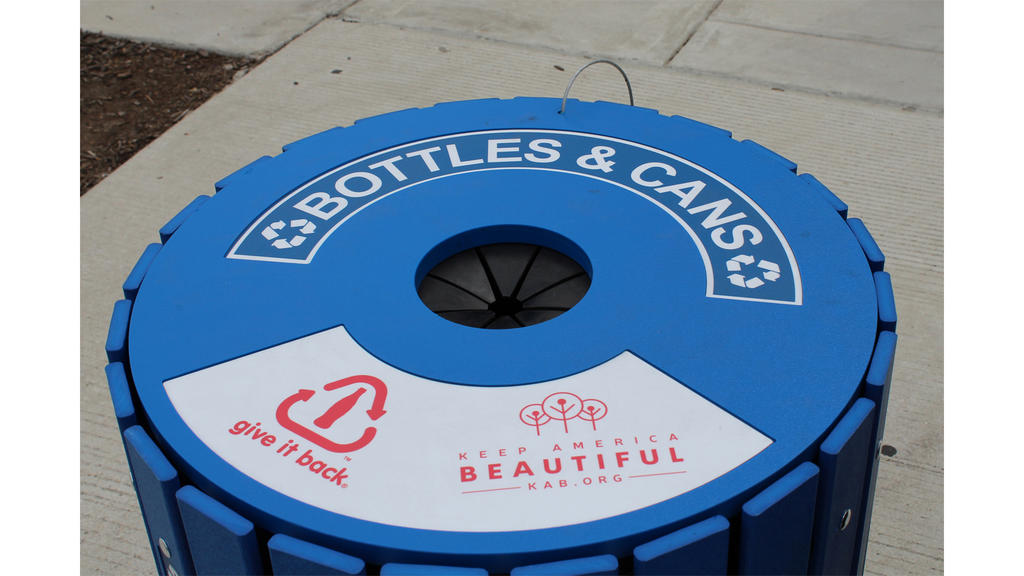 Coca-Cola Donates 1 Million Recycling Bins to Communities through Partnerships with Keep America Beautiful, The Recycling Partnership and Closed Loop Fund