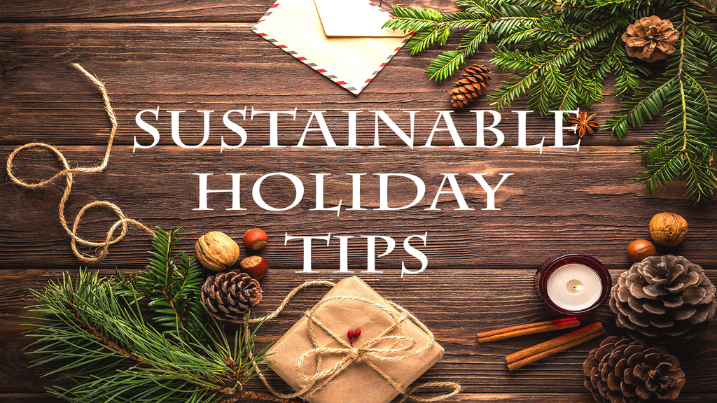 Keep America Beautiful Tips for a Sustainable Holiday Season