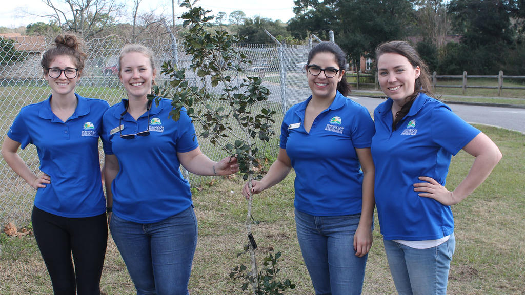 Keep Pensacola Beautiful Celebrates 40 Years with Tree Planting Events