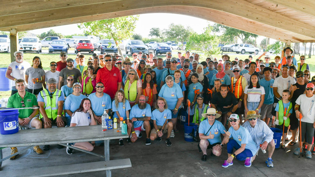 Keep Brevard Beautiful Spends Summer Cleaning Up
