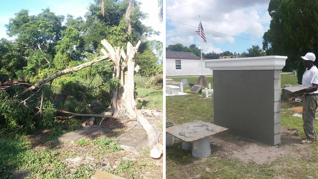 Keep Highway Park Beautiful Restores Local Cemetery