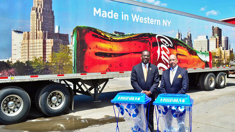 The Coca-Cola Foundation, Keep America Beautiful Announce Public Space Recycling Bin Grant Recipients
