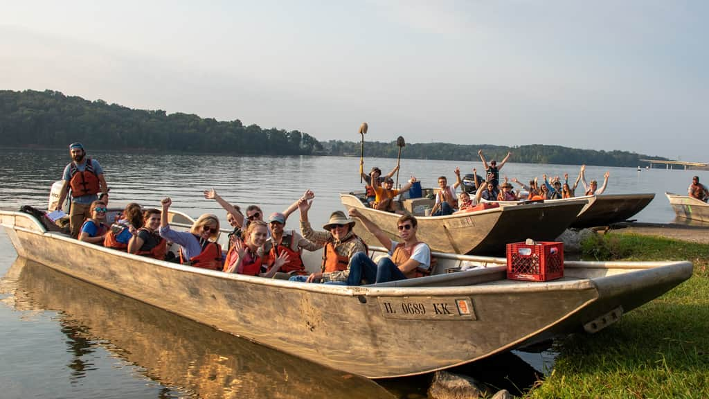 'Keep the Tennessee River Watershed Beautiful Month' Results Were Remarkable