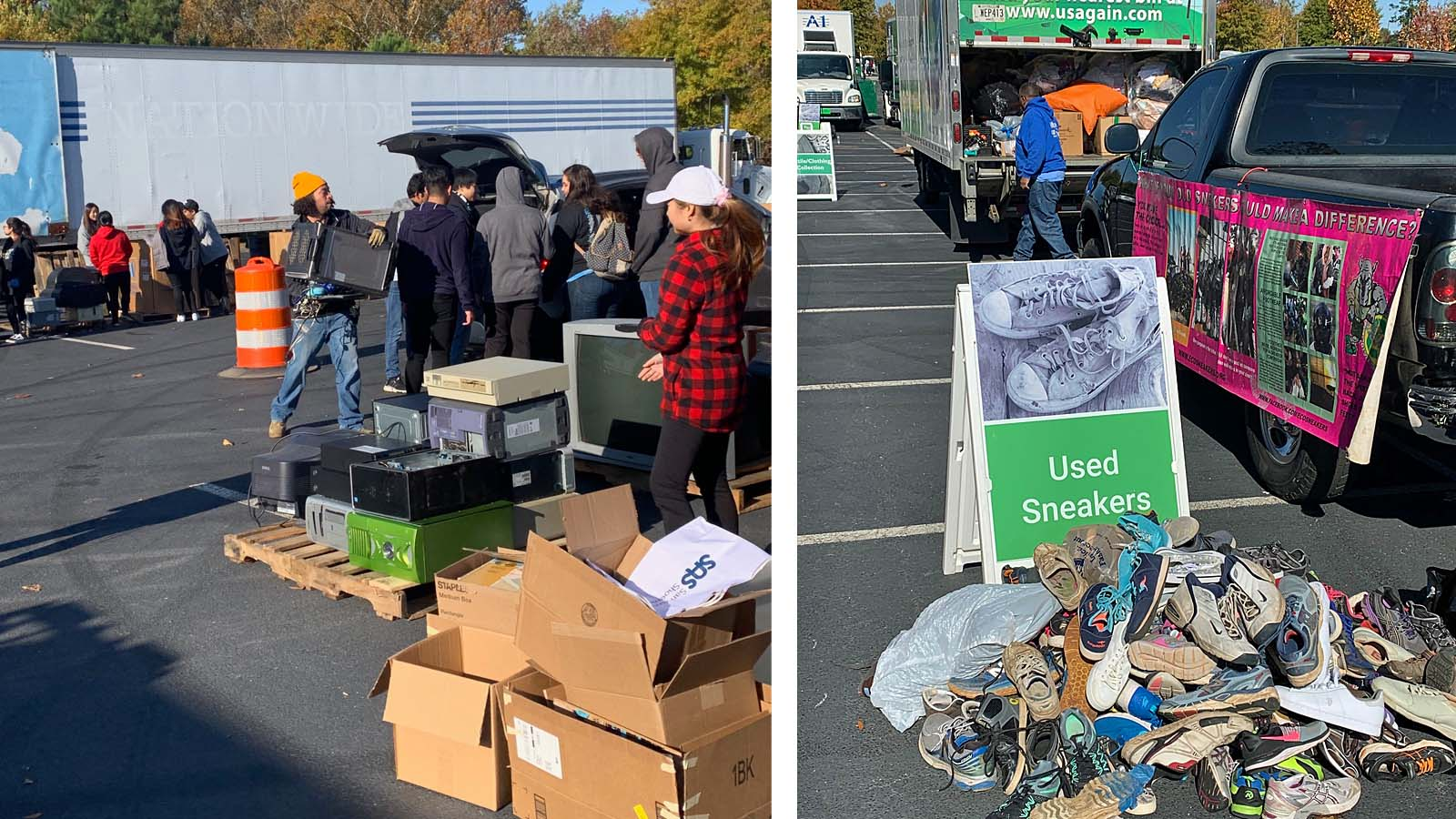 Gwinnett Clean & Beautiful Reports Results from Two Highly Successful Back-to-Back Events