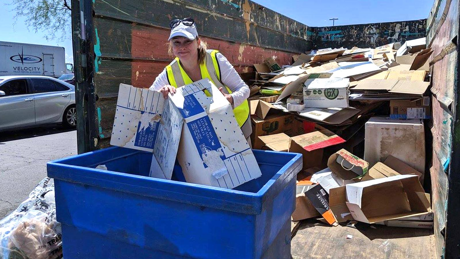'I Recycle Phoenix' Festivals Celebrate Local Recycling