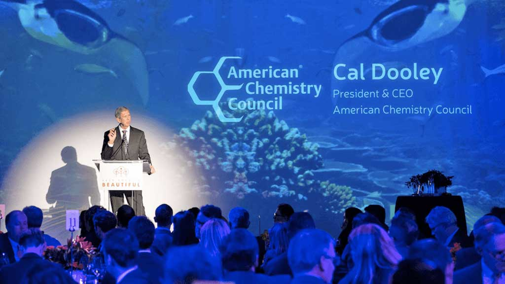 American Chemistry Council Honored as 2019 Recipient of Keep America Beautiful Vision for America Award
