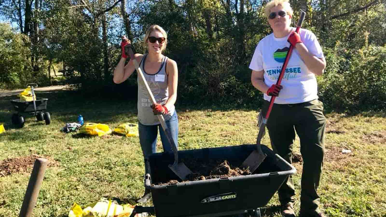 Keep Blount Beautiful Uses Grant to Plant More than 50 Trees at Local Schools