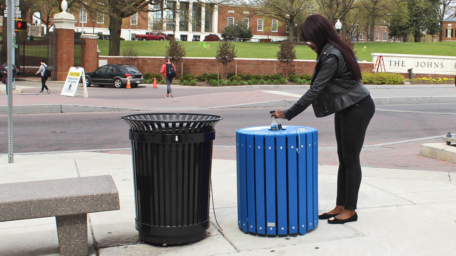 The Coca-Cola Foundation, Keep America Beautiful Public Spaces Recycling Bin Grant Application Opens