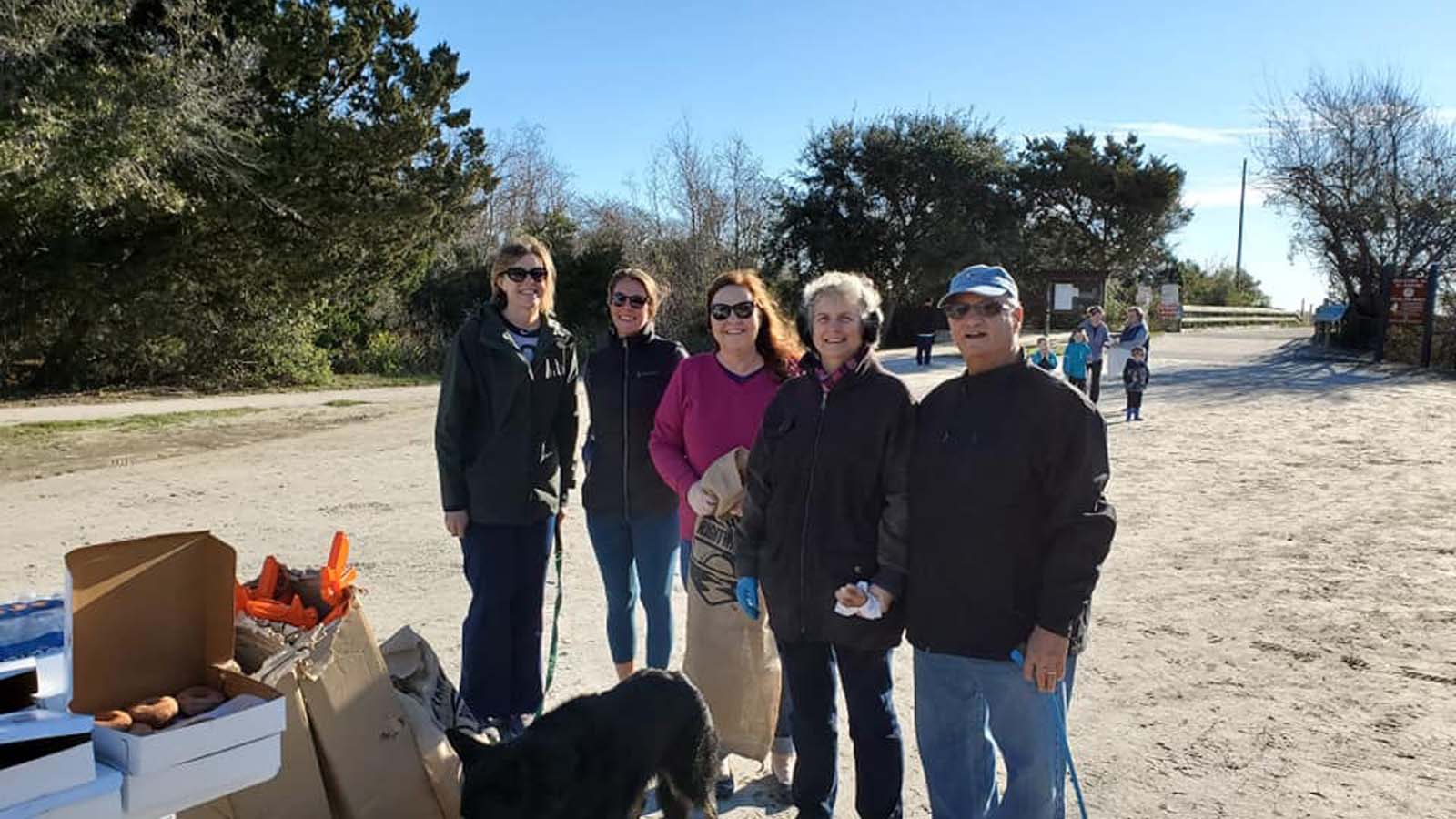 Keep Golden Isles Beautiful Rings in New Year with Beach Cleanup