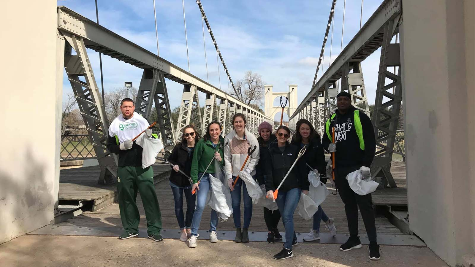 Affiliates Give Back on MLK Day of Service
