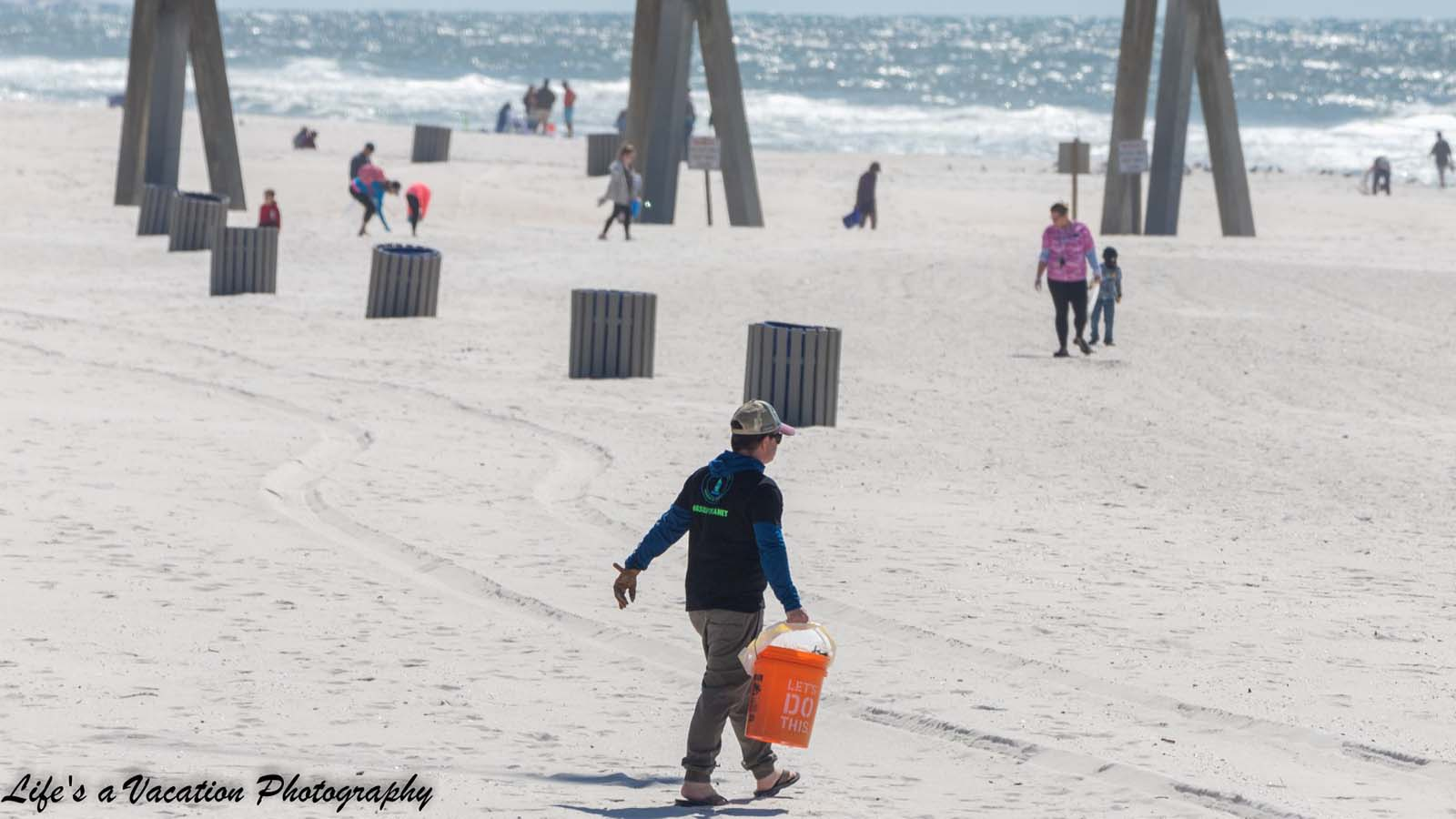 No Time Wasted: Keep Panama City Beach Beautiful Makes Most of Leap Day