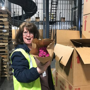 Florists and nurseries giving away flowers after cancellations