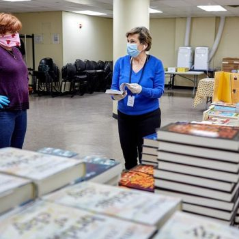 AMERICAN HERITAGE® Chocolate Sends School Books to Students