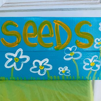 3,000+ Flower Seed Packets Given Away for Community Pollinator Gardens