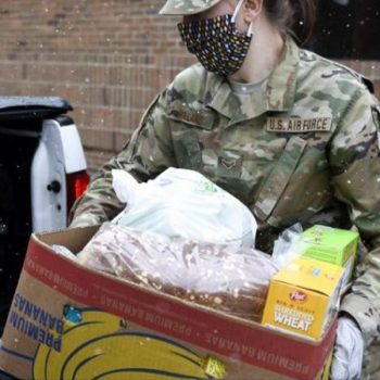 These First Responders are Rescuing Food
