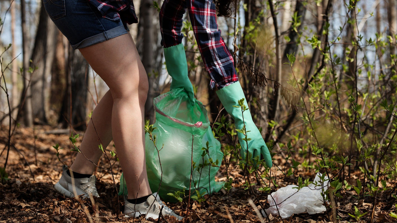 20 Ways to Participate in the 2020 Great American Cleanup