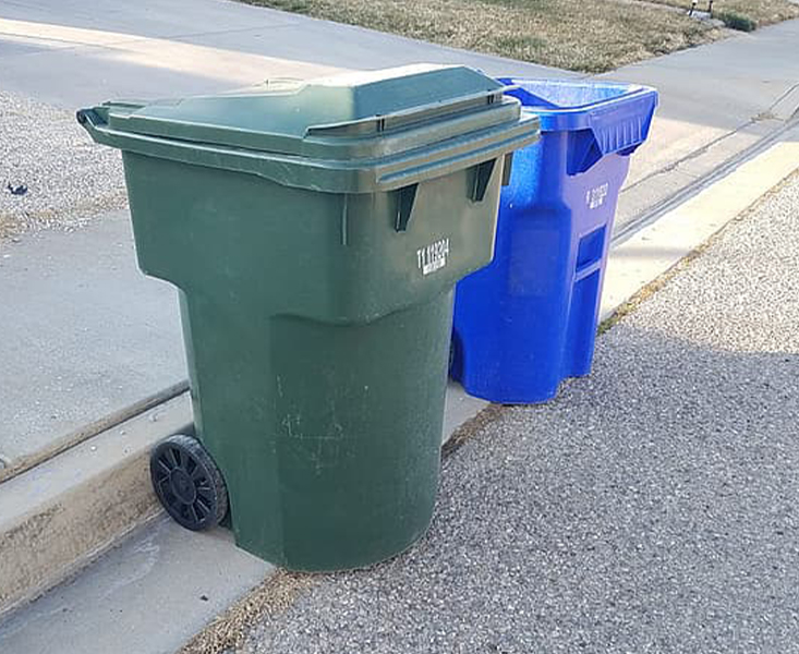 Australian Couple Goes One Year Without Putting Trash Bin Out for Collection
