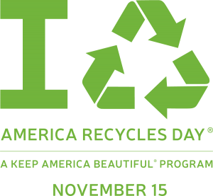 america recycled day