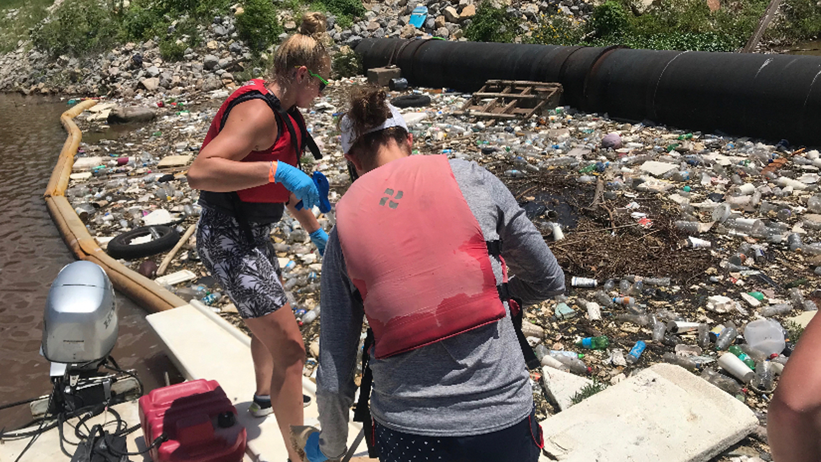 OKC Beautiful Partners to Clean up Local Waterway
