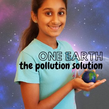 Texas Sixth-Grader Publishes Book on Helping the Planet
