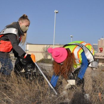 Community Cleanup Honors Dr. Martin Luther King Jr.