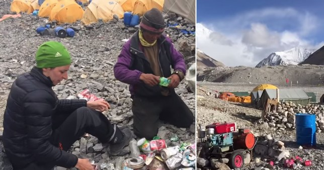 Mountaineer Climbs Mt. Everest Three Times, Clears 8.5 Tons of Trash