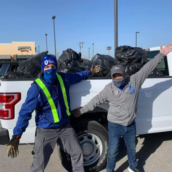 Keep Copperas Cove Beautiful Hosts MLK Day of Service Cleanup