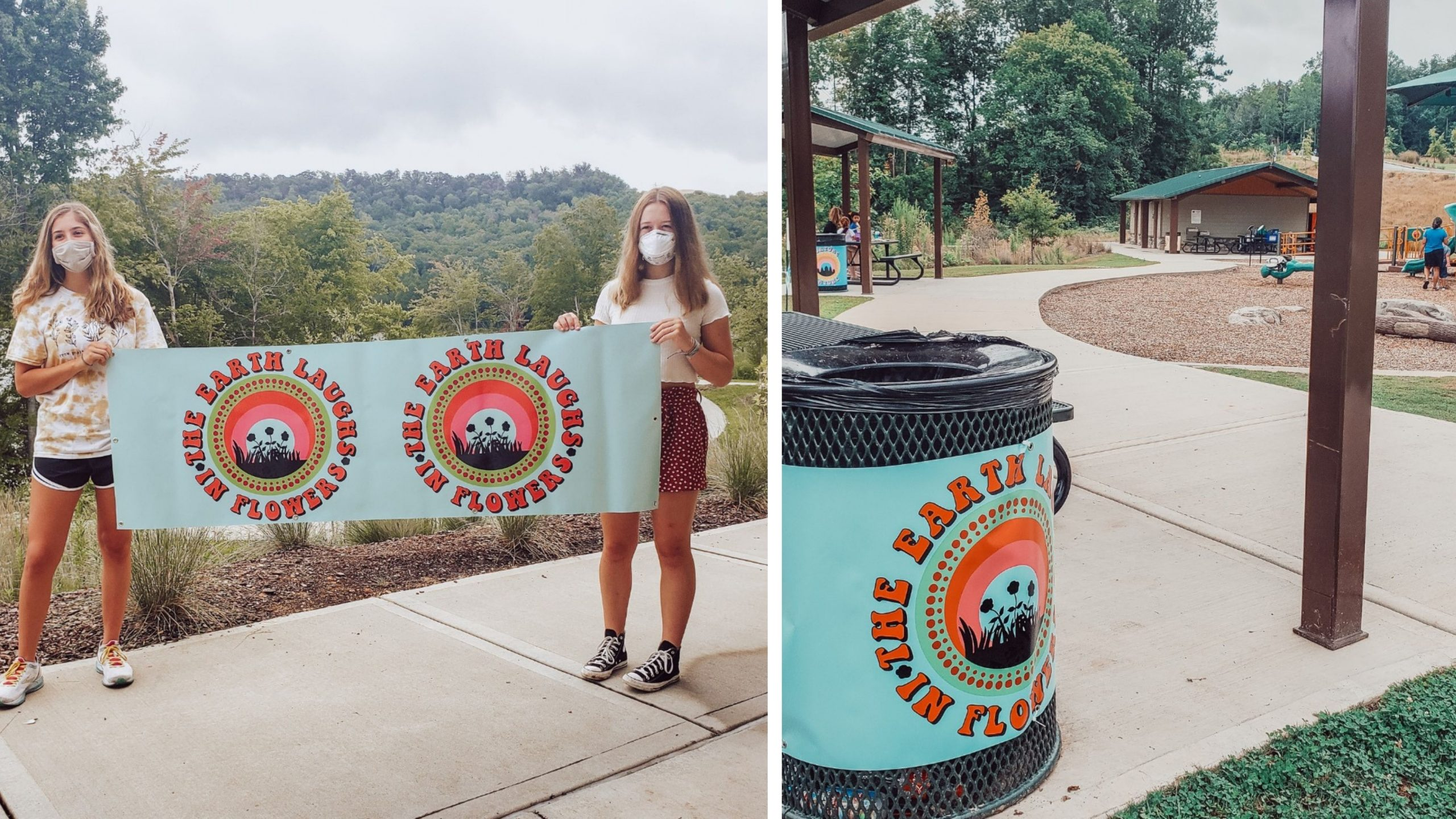 Keep Dalton-Whitfield Beautiful Conquers Litter with Art
