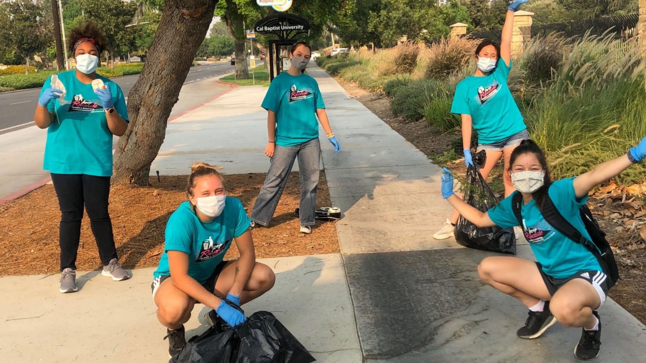 Keep Riverside Clean and Beautiful Creates Safe Litter Cleanup Program Amid Pandemic