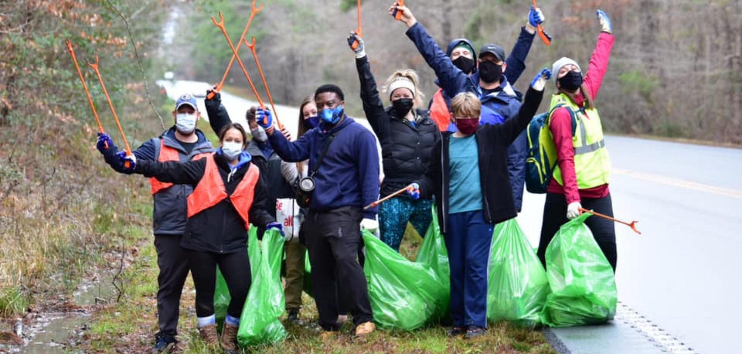 20 Ways to Participate in the 2021 Great American Cleanup