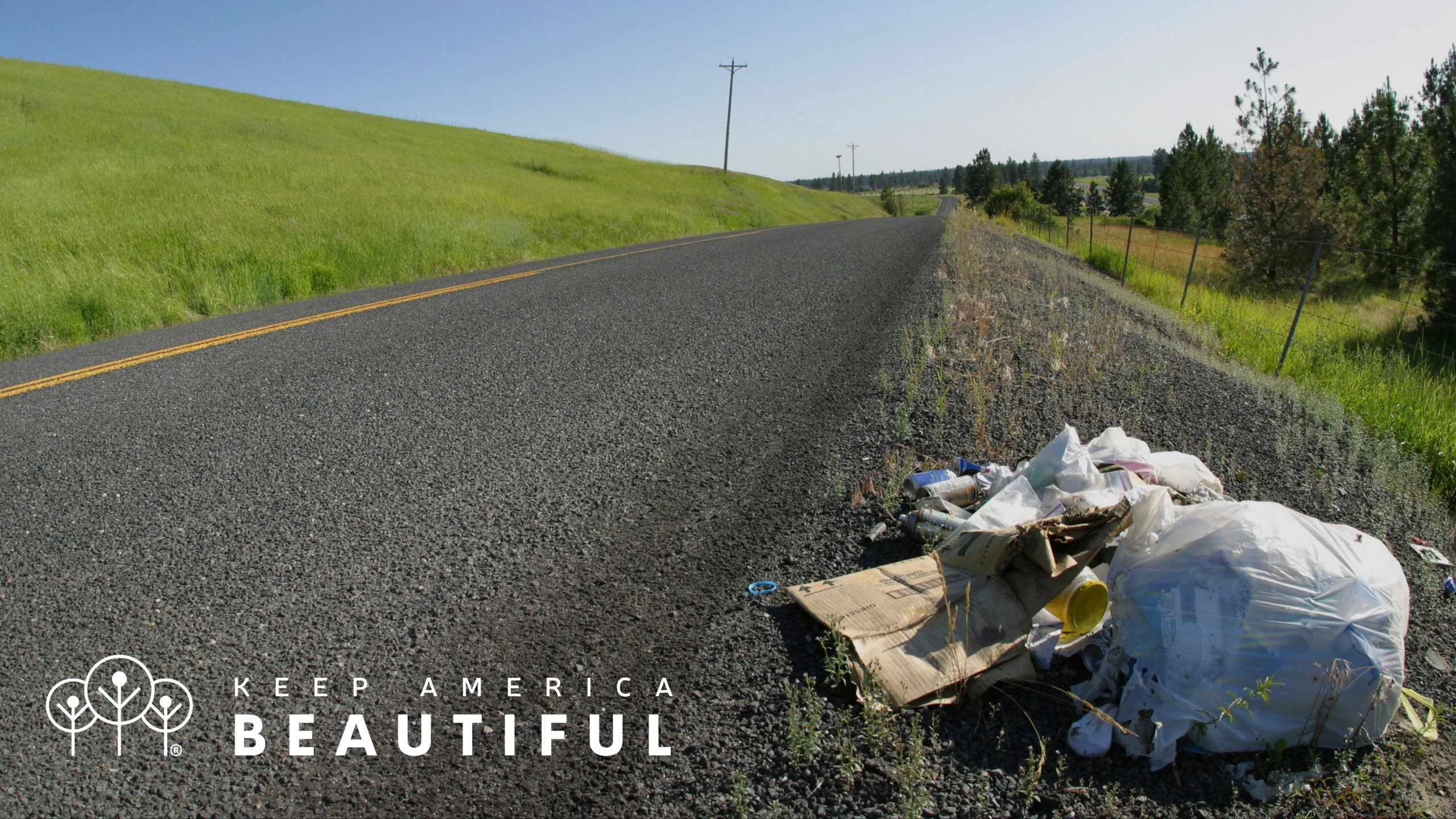 Keep America Beautiful Releases Largest Study on Litter in America