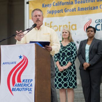 Keep America Beautiful Recognizes Keep California Beautiful Executive Director